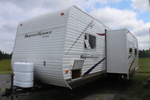 2009 R-VISION SUPER SPORT 31BHDS WITH BUNKS AND 2 SLIDES