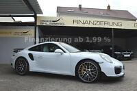 Porsche 911 Turbo S BURMES. PANORAMA ACC APPROVED 11/18