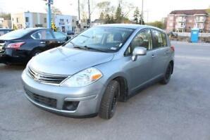 2011 Nissan Versa 1.8 SL,AUTOMATIC,GR.ELEECT. $3995 Tres Propre