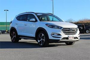 2017 Hyundai Tucson SE 1.6! TURBO! AWD! LEATHER!
