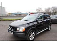 LHD 2003 Volvo XC 90 T6 S AWD 7 Seats 2.9 Petrol Auto UK REGISTERED