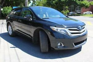 2013 Toyota Venza LIMITTED,GPS,CAMERA,BLUETOOTH,CUIR,TOIT,4 CYL,