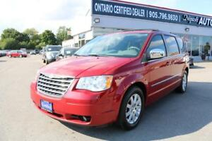 2010 Chrysler Town & Country Touring STOW & GO NO ACCIDENTS