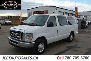 2012 Ford Econoline 15 PASSENGER TOW PACKAGE GAS