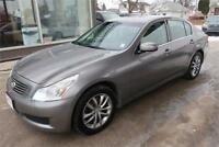 2007 Infiniti G35X LOADED AWD LUXURY SEDAN 125,000K now $10900 Winnipeg Manitoba Preview