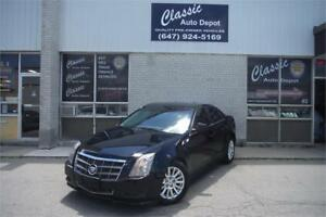 2011 CADILLAC CTS **LEATHER**ONLY 134,000KM**PRICED TO SELL**