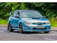 Subaru wrx not sti