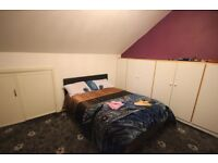 £500PCM BILLS INCLUDED, 1 LARGE FUNISHED DOUBLE BEDROOM TO RENT, AMAZING TRANSPORT LINKS, MANCHESTER