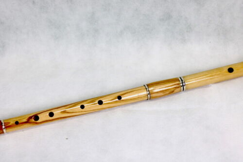 Hudson Irish D-Flute Coccus wood