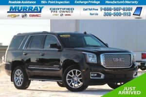 2015 GMC Yukon Denali 4WD*REMOTE START,SUNROOF,ASSIST STEPS*