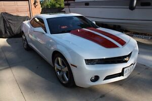 2010 Chevrolet Camaro 2LT Coupe (2 door)