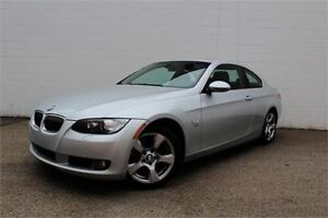 2009 BMW 328 X-DRIVE COUPE   CERTIFIED   LOW MILEAGE