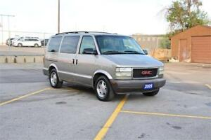 2005 GMC Safari 8 Passenger SLT*|Certified|2 Year W