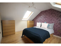 *NO AGENCY FEES TO TENANTS* Fantastic double room with ensuite available in stunning 5 bed HMO