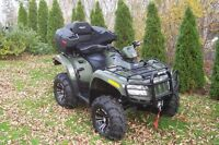 HAVE CASH LOOKING FOR ONE OWNER BIG BORE ATV 700-1000cc
