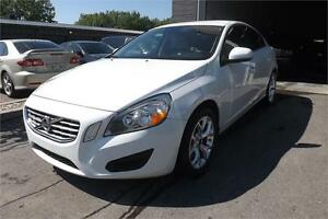 2012 Volvo S60 T5  $14950.00 Seulement 84 719Km