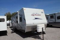 2010 Jayco Jay Feather Travel Trailer
