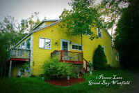 OPEN HOUSE GRAND BAY TODAY 2 TO 4 TRADE FOR A SMALLER HOME