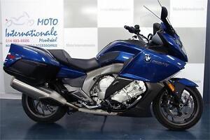 BMW K1600GT BLEU 2013