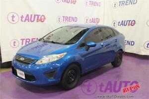 Inspiration comes standard. 2011 Ford Fiesta S