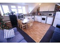 Amazing spacious 3 bed flat in Morden. Furnished or Part Furnished.