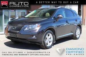 2010 Lexus RX350 AWD *** LOW KM ***