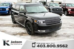 2016 Ford Flex Limited - Rear Parking Sensors, Touchscreen