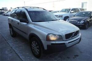 2004 Volvo XC90 LEATHER SUNROOF 7 PASSENGER PRICED TO SELL