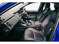 2018 Jaguar E-PACE DIESEL ESTATE 2.0d (180) R-Dynamic S 5dr Auto SUV Diesel Auto