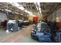 FULLY LICENSED BMW BREAKER BUSINESS REF 145512