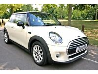 2014 MINI COOPER 1.5 petrol, f56 new shape, 14 reg, 18k miles, fully loaded high spec car