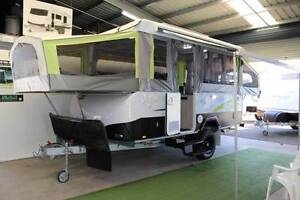 Jayco Flamingo Outback 2015 - Like New!!!!! Bundaberg Central Bundaberg City Preview