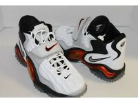 NIKE Air Zoom Turf Jet 97 BASKETBALL Trainers - UK SIZE 7.5 BRAND NEW worn 1ce