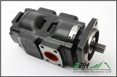 Jcb Parts Hydraulic Pump For Jcb - 20903300