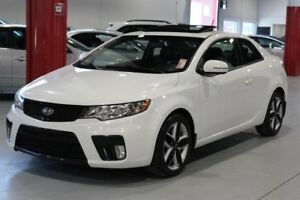 Kia Forte SX LUXURY 2D Koup at 2012
