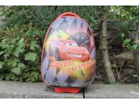 DISNEY CARS LUGGAGE HEYS - Used