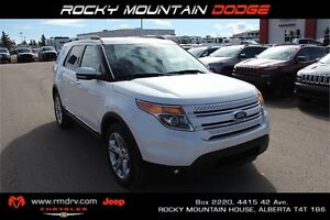 2012 Ford Explorer Limited AWD * Heated/Cooled Leather * GPS
