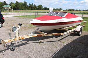 Auction of Boats/trailers/motorcycles/atv