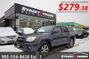 2007 Toyota 4Runner V8 Limited
