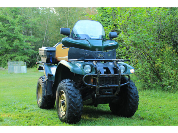 Used 2000 Yamaha Kodiac Ultramatic 4x4 400cc