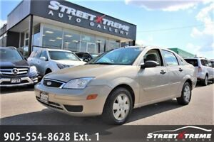 2007 Ford Focus SE|POWER LOCK & SEAT & WINDOWS|A/C|ACCIDENT FREE