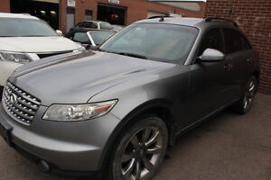2003 Infiniti FX35 WITH PREMIUM PACKAGE