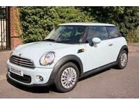 2011 MINI ONE FIRST EDITION, 1.6 ONLY 27K MILES, LONG MOT, LIKE A GOLF POLO FIEST
