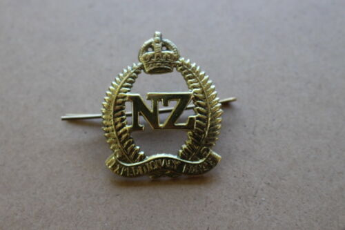 New Zealand WW1 Hat badge Expeditionary Forces