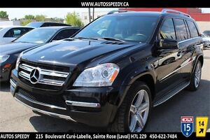 2012 MERCEDES GL350 BLUETEC 4MATIC/AWD NAVIGATION, CAMERA, XENON