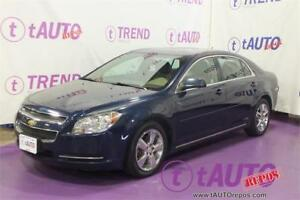 Driving is believing. 2010 Chevrolet Malibu LT Platinum Edition