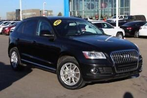 2013 Audi Q5 2.0L Quattro All Wheel Drive .....Call 780-938-1230