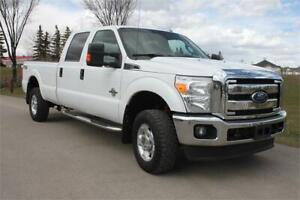 Ford F350 Crew Cab FX4 Long Box * 121,000 KM * EASY FINANCING *