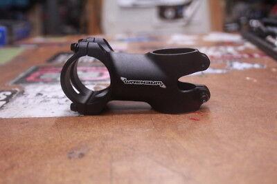 """// 6 Degree Wren Super Light Weight Alloy Bike Stem 1 1//8/"""" Black 60mm"""