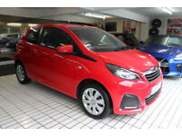 Peugeot 108 1.0 ( 68bhp ) 2014MY Active , ONE OWNER , ONLY 29,000 MILES